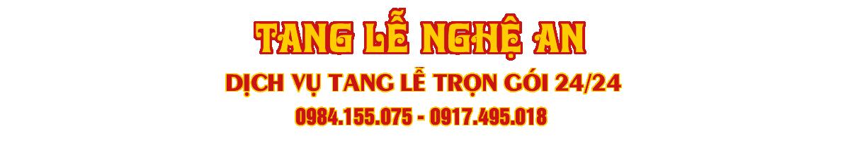 Dịch vụ Tang lễ Vĩnh Hằng tại TP Vinh Nghệ An